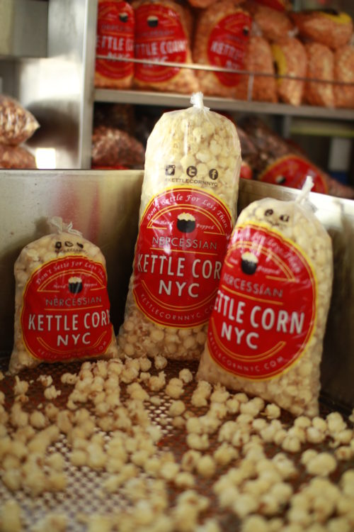 Jalepeno kettle corn done right, the spicy treat you won't put down